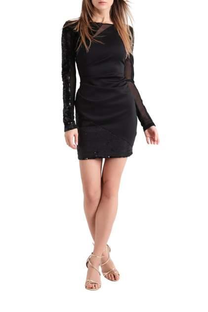 Платье женское Apart 47555 черное 32 DE