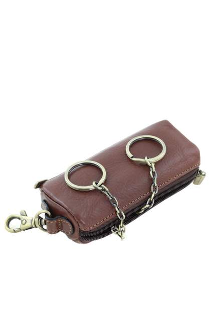Ключница женская Tony Perotti 334503-3 светло-коричневая