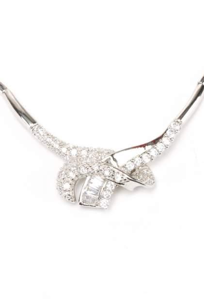 Колье женское серебряное YOUKON MN 0004