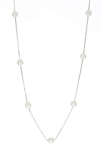 Колье женское серебряное MIROLLA XL100719 с жемчугом