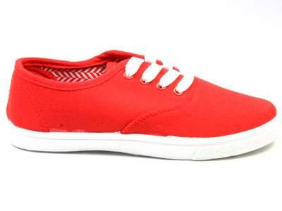 Кеды женские, Refresh 121021, красный