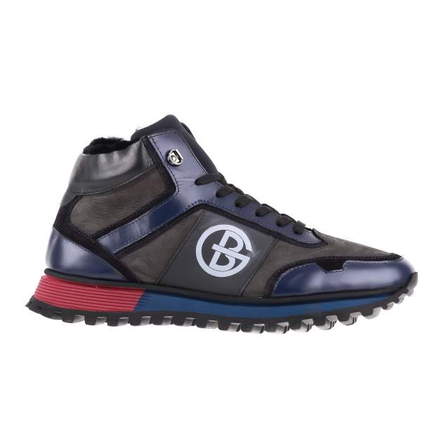 Кроссовки мужские Gianfranco Butteri 61402 синие 39 RU