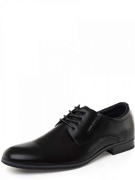Туфли мужские INSTREET 98-30MV-015SK, черный