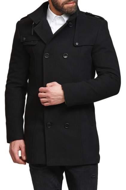 Пальто мужское Envy Lab RAW3 черное M