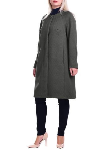Пальто женское OLSI 1916001_2 серое 60 RU