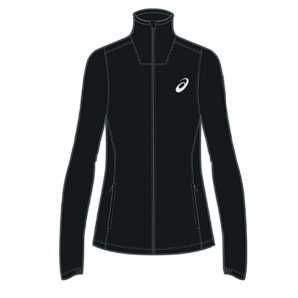 Куртка женская Asics 2012A150-001 черная S