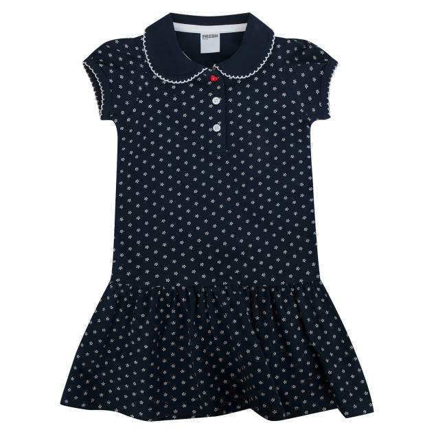 Платье детское Fresh Style, цв.синий