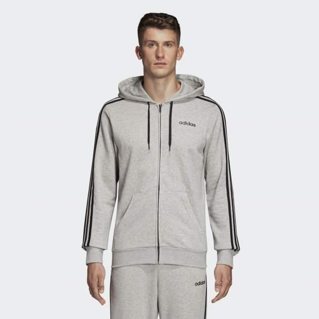 Худи мужское Adidas DU0473 серое L