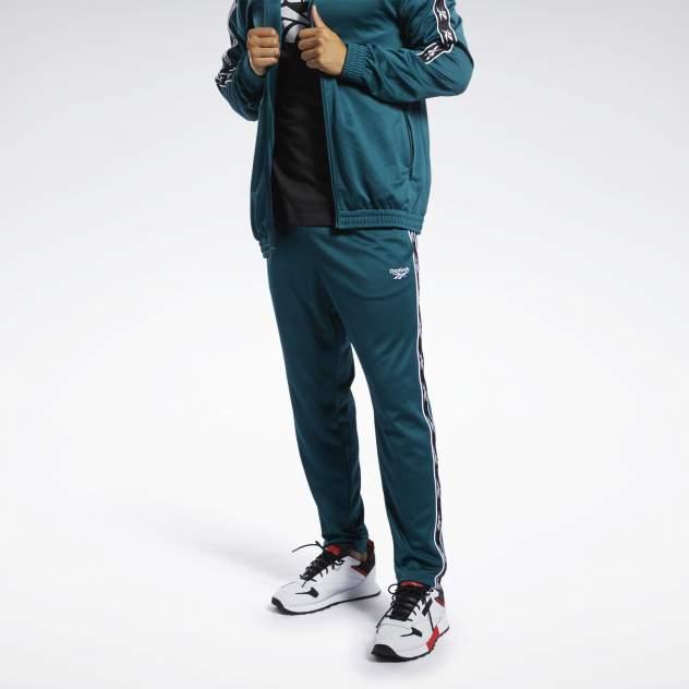 Спортивные брюки Reebok FN2959, зеленый