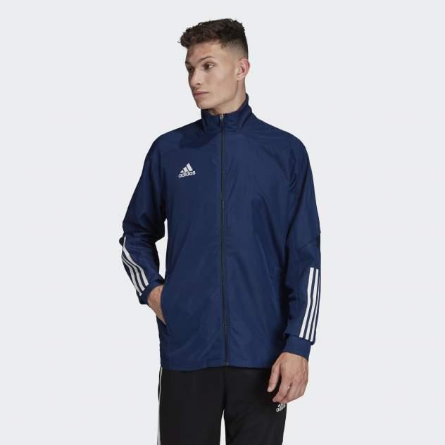 Ветровка мужская Adidas ED9251 синяя XL