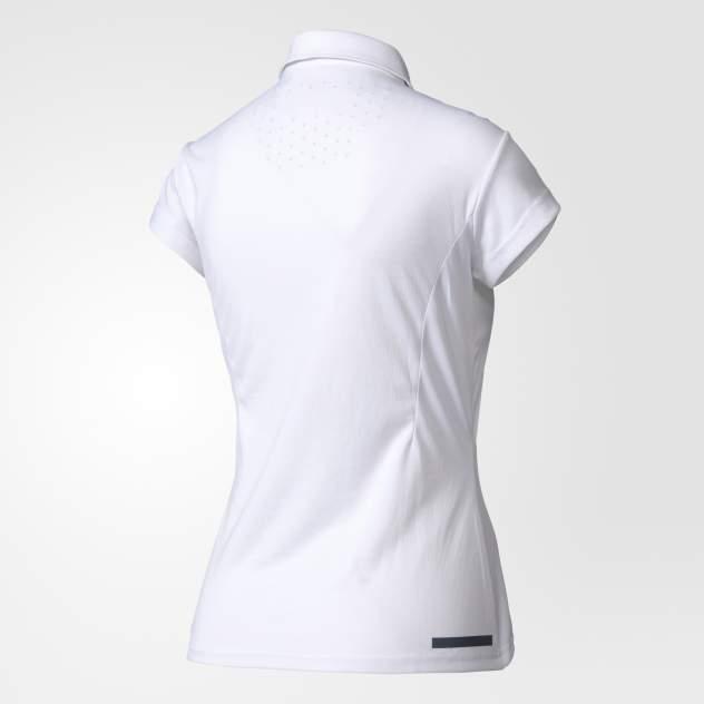 Футболка-поло женская Adidas BJ9564 белая S