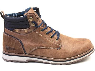 Мужские ботинки Refresh 121117, коричневый