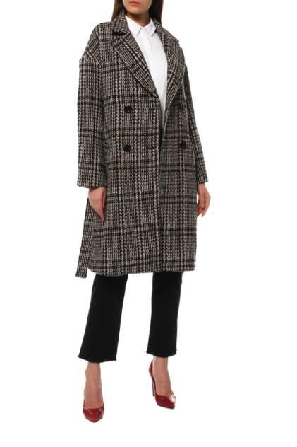 Пальто женское Tom Farr 3711.18_W20 коричневое S