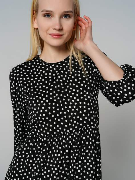 Платье женское ТВОЕ A7914 черное XL