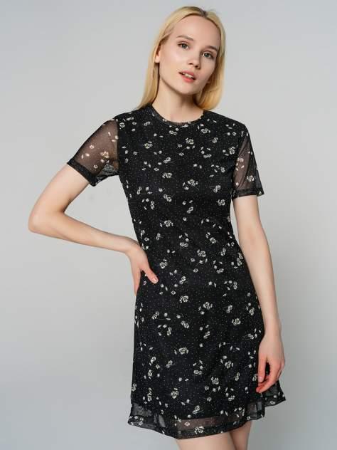 Платье женское ТВОЕ A7915 черное L