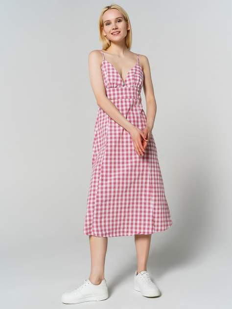 Платье женское ТВОЕ A8068 розовое S