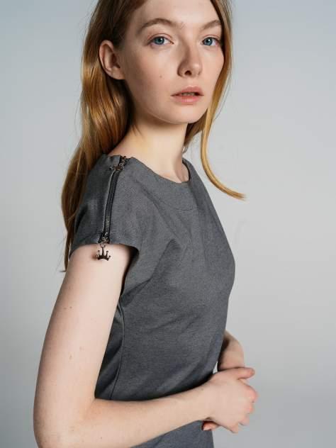 Платье женское ТВОЕ 79882 серое XL