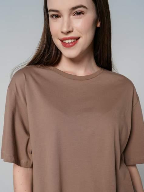 Платье женское ТВОЕ 80602 бежевое L