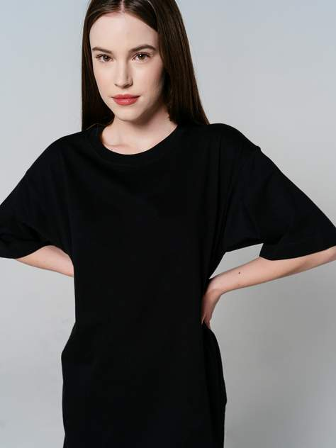Платье женское ТВОЕ 80599 черное S