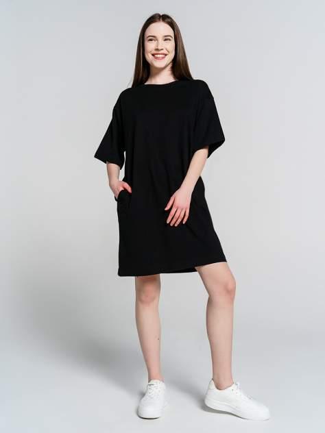 Платье женское ТВОЕ 80599 черное XL