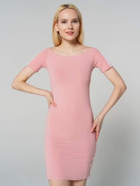 Платье женское ТВОЕ 81287 розовое XL