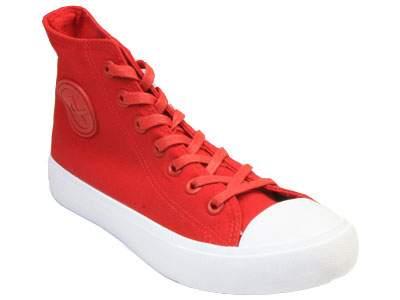 Кеды мужские Affex 123071, красный