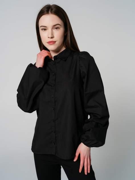 Женская рубашка ТВОЕ A6732, черный