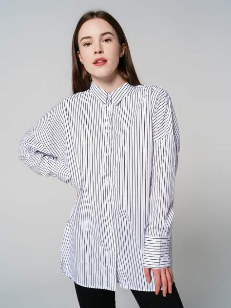 Женская рубашка ТВОЕ A7196-1, белый