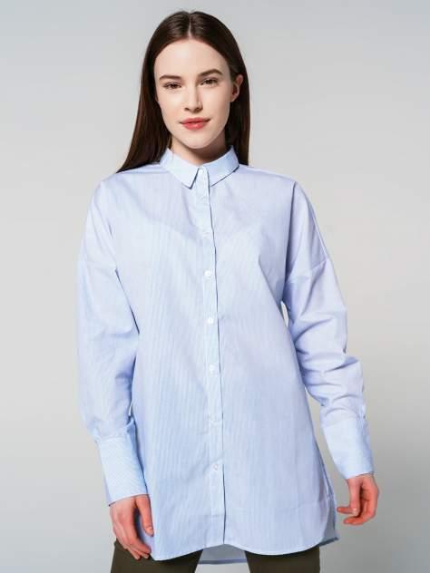 Женская рубашка ТВОЕ A6990, голубой