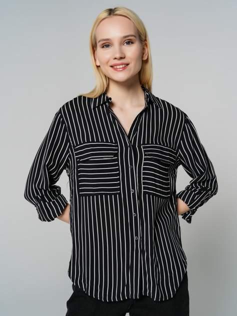 Женская рубашка ТВОЕ A7700-1, черный