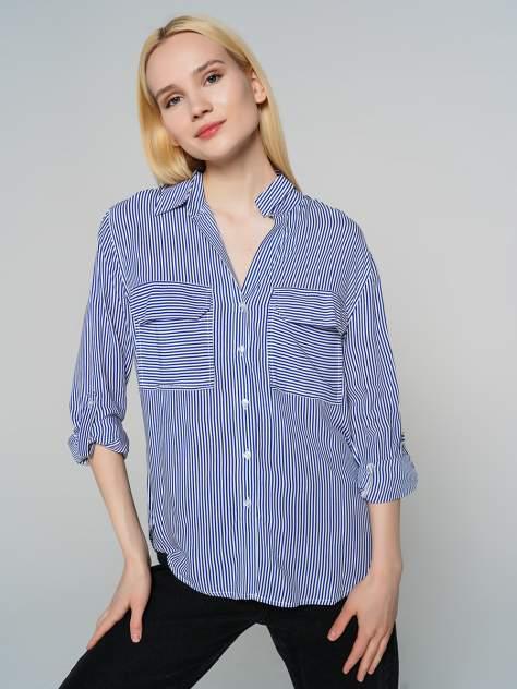 Женская рубашка ТВОЕ A7700, синий