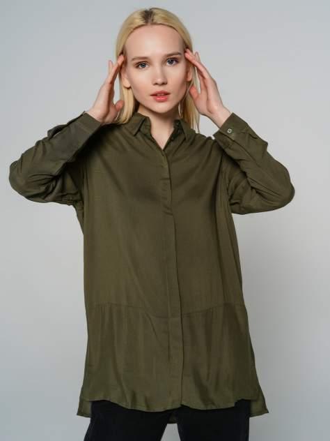 Женская рубашка ТВОЕ A7701, хаки