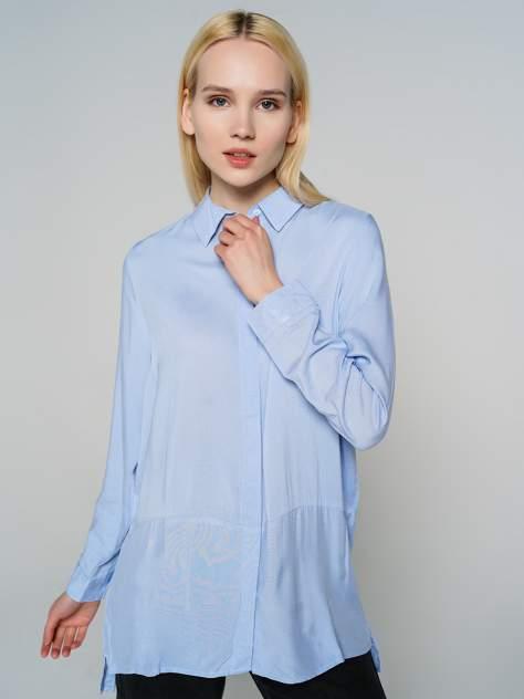 Женская рубашка ТВОЕ A7701, голубой