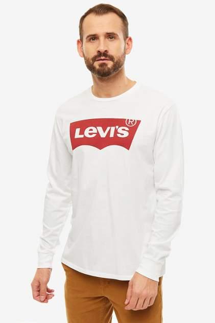 Лонгслив мужской Levi's 3601500100 белый XL