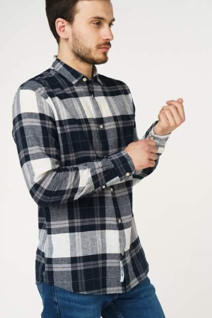 Рубашка мужская ONLY & SONS 22012320, синий