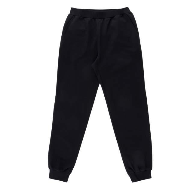 Спортивные брюки Leader Kids, цвет: черный р.128