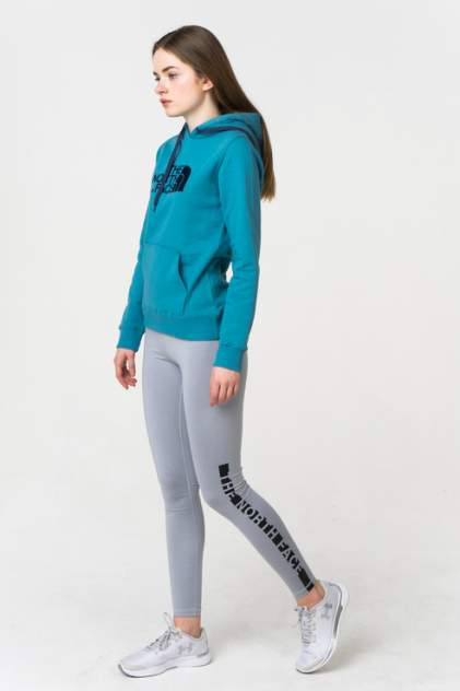 Спортивные брюки женские The North Face T93UWCDYX серые XS