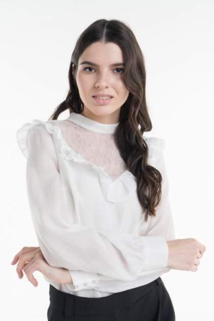Блуза женская T-Skirt AW18-05-0558-FS белая XS