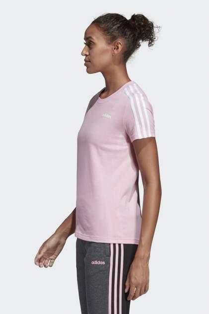 Футболка женская Adidas DU0633 розовая XS