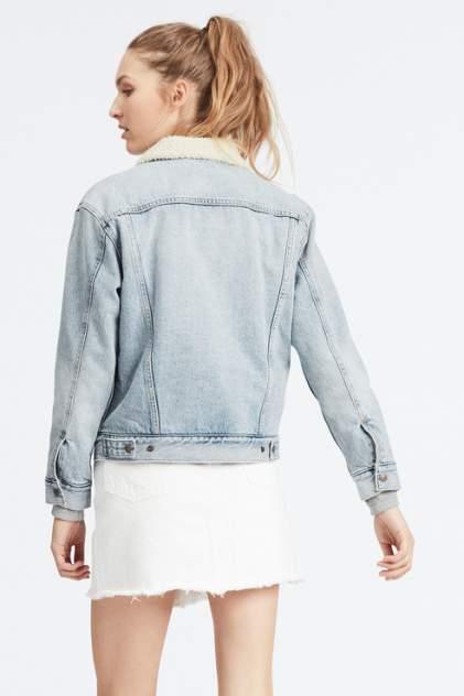 Джинсовая куртка женская Levi's 3613700260 синяя XS