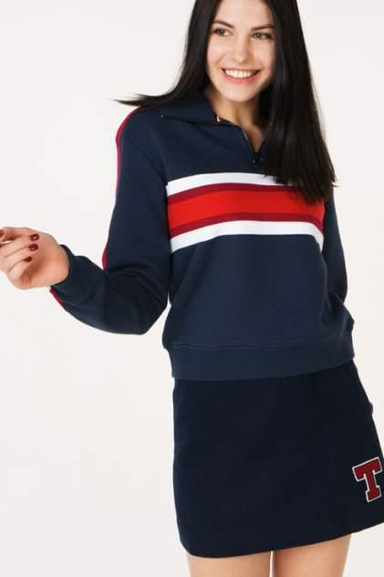 Женская юбка Tommy Hilfiger DW0DW05224, синий