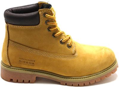 Ботинки женские Airbox 135322, желтый