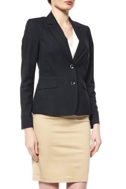 Пиджак женский COMMA 85.899.54.0045 серый 44 DE