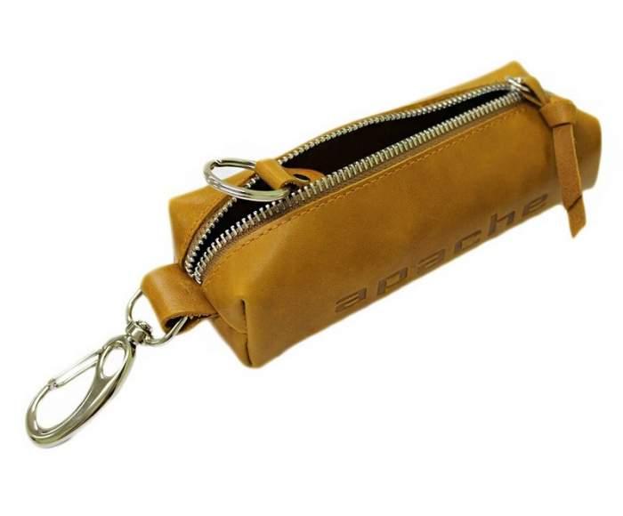 Ключница унисекс Apache К-23-А желтая