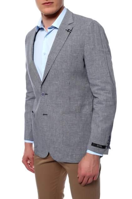 Пиджак мужской Digel 1162264/24 серый 26 DE