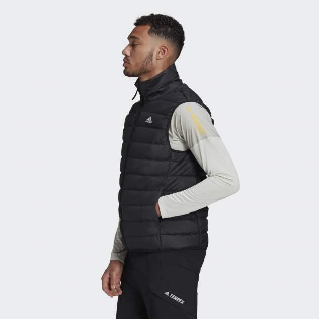 Утепленный жилет мужской Adidas FT2507 черный S