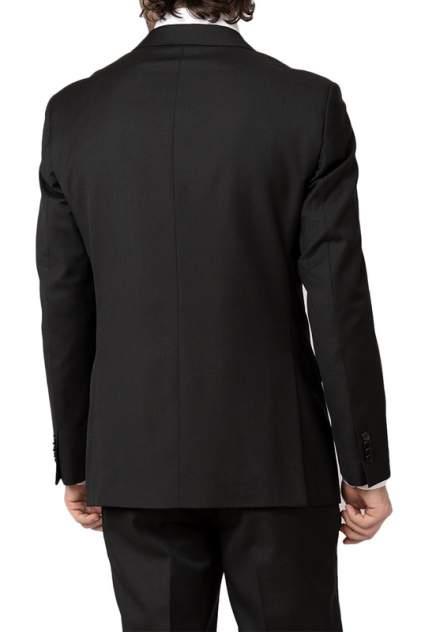 Пиджак мужской HOFFSTEIN 19S-SPR/H05-AI/Y28028-1 черный 50 EU