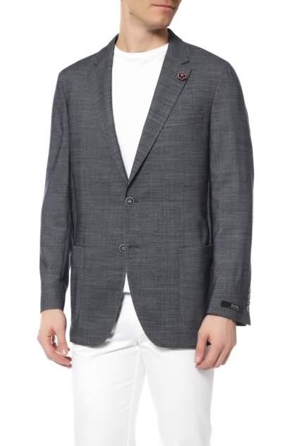 Пиджак мужской Digel 1152468/22 серый 52 DE