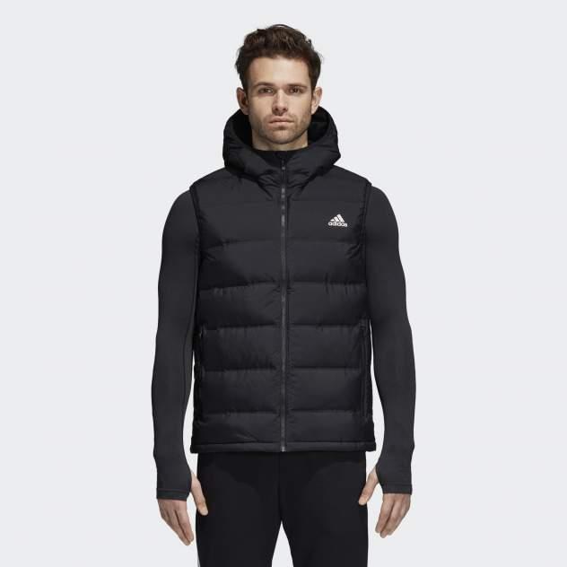 Пуховик мужской Adidas BQ2006, черный