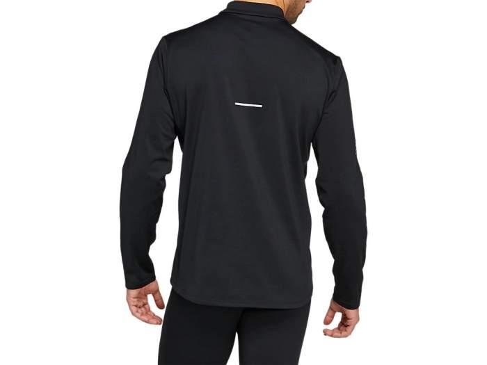 Лонгслив мужской Asics 2011B054-001 черный M